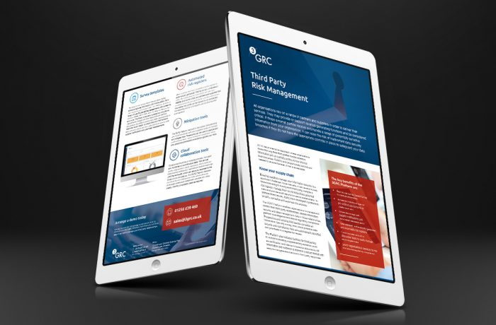 3GRC Datasheet Design