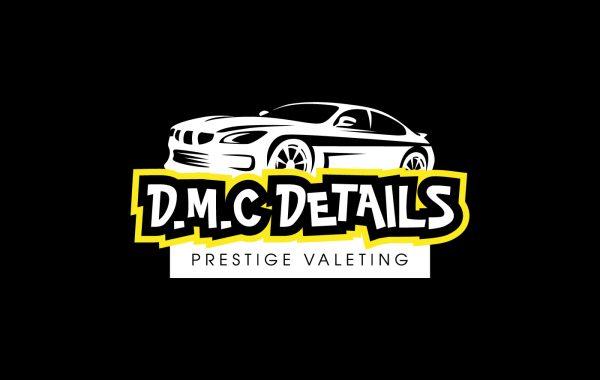 DMC Details Logo Design