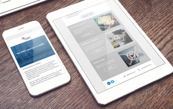 3GRC Responsive Email Template