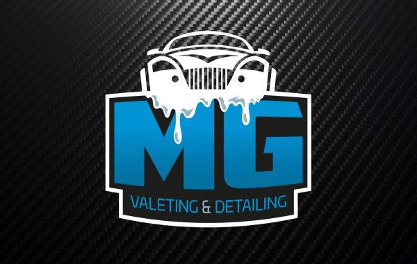 MG Valeting and Detailing Logo Design