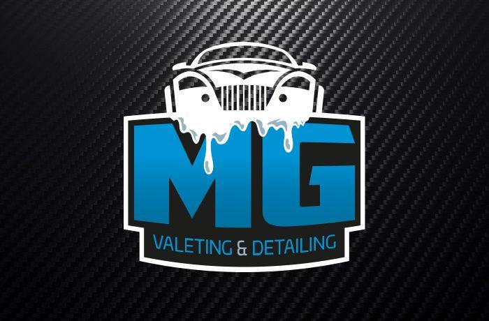 Mg Valeting And Detailing Logo Design Phoenix 10 Design
