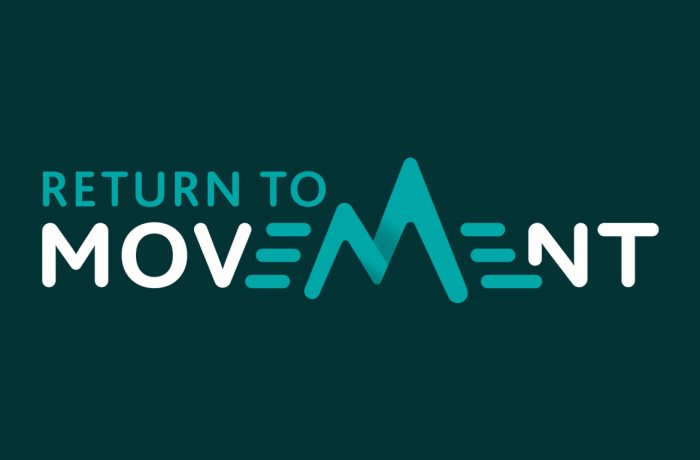 Return to Movement logo design