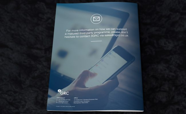 3GRC Whitepaper Back Cover